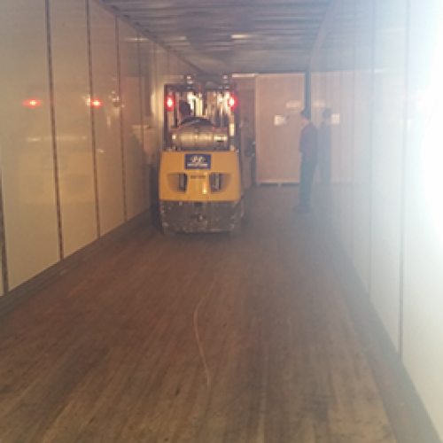 professional cargo logistic