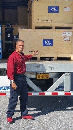 transporter cargo loader